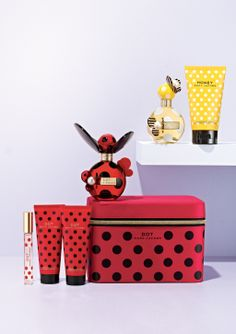 Spotted: Marc Jacobs 'Dot' set