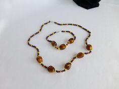 Retro Vintage Reused Acrylic Costume Beads by DonkeyandTheUnicorn, $20.00