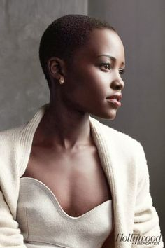 "Lupita Nyong'o- ""There is no shame in Black beauty.""   Curly Nikki   Natural Hair Styles and Natural Hair Care"