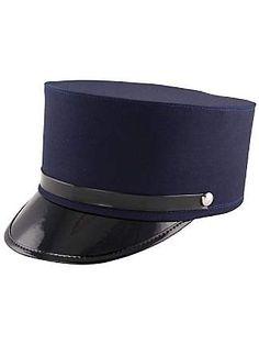 TRAIN CONDUCTOR HAT $10.90