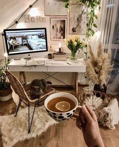Cute Bedroom Ideas, Cute Room Decor, Room Ideas Bedroom, Bedroom Decor, Bedroom Green, Aesthetic Room Decor, Cozy Room, Dream Rooms, My New Room
