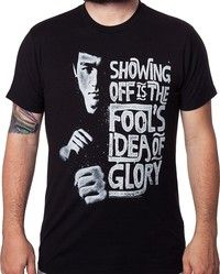 Youth T-Shirt Splat Kick Bruce Lee American Classics