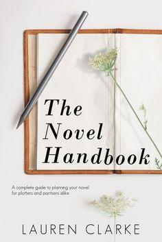 """""""The Novel Handbook"""" by Lauren Clarke"""