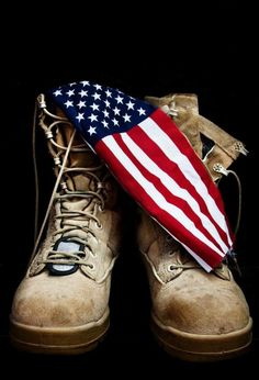 Memorial Day ~ Remembering all those who died while on active duty in the US armed forces.