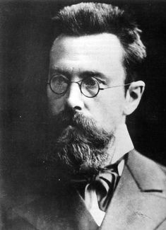Nikolai Rimsky-Korsakov (Russian Composer) Known for his work Composition Capriccio Espagauol known as the Russian Easter Festival. He is considered the architect of the Russian Style of Composition. He mainly uses Russian themes and fairytales and folklore as his subject matter when composing. His style influences not only the Russian's but the French, English, German and American composers as well.