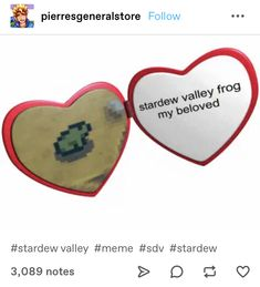 Stardew Valley Tips, Stardew Valley Fanart, It Goes On, Fb Memes, Tumblr Funny, Video Games, Fandoms, Frogs, Friends