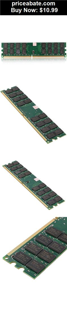 Computer-Parts: 4GB DDR2-800 MHZ PC2-6400 240 PIN DIMM Desktop/Laptop Memory RAM AMD Motherboard - BUY IT NOW ONLY $10.99