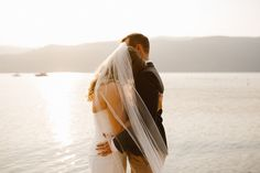 Intimate backyard wedding in Vernon British Columbia with sunset portraits by Abigail Eveline Photography Vernon, British Columbia, Portraits, Backyard, Sunset, Photography, Wedding, Valentines Day Weddings, Patio