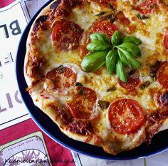 Kääpiölinnan köökissä: It's gonna be so cheesy! - ihana mozzarella-tomaat...