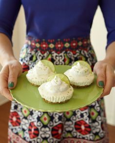 Pretty. Delicious. [Key Lime]: No-Bake Key Lime Cream Cakes | Vera Bradley