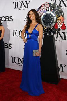 Laura Benanti At The 2013 Tony Awards