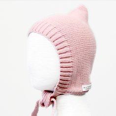 Gumnut Baby Beanie - Pink (1-3y), Kawaii Kids