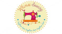 $99 sewing machine - whimsical design — Ready-made Logo Designs | 99designs