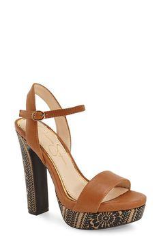 1dceec94793 Jessica Simpson  Blaney  Platform Sandal (Women) available at  Nordstrom  Bootie Sandals