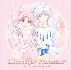 World of Eternal Sailor Moon — Fanart by じじ山.