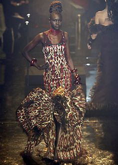 Jean Paul Gaultier Spring 2005 Haute Couture Collections