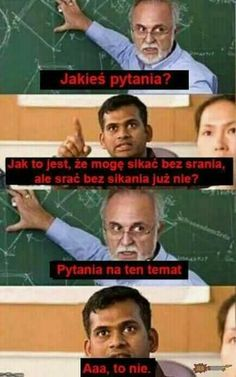wszystkie memy z neta :v # Humor # amreading # books # wattpad Wtf Funny, Funny Jokes, Hilarious, Avatar Ang, Polish Memes, Cool Pictures, Funny Pictures, Got Memes, Funny Pins