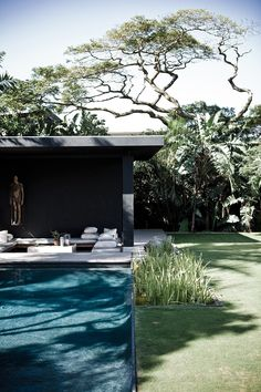 Home of architect Joy Brasler in Durban, South Africa