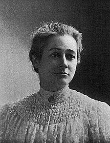 Florence Merriam Bailey, the woman naturalist who fought to end the killing of birds to decorate women's hats.  Hats off to her!
