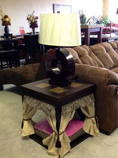 pet bed end table - Google Search