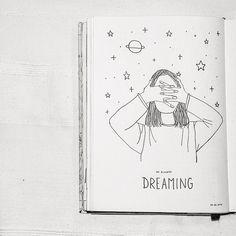 Ideas House Beach Illustration For 2019 Pencil Art Drawings, Art Drawings Sketches, Doodle Drawings, Easy Drawings, Doodle Art, Drawing Faces, Drawing Journal, Art Sketchbook, Dibujos Cute