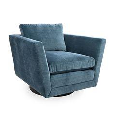 Jonathan Adler Sebastian Swivel Chair