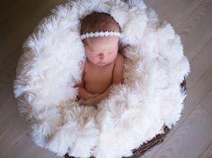 B. 8 dias de vida | Sessão fotográfica de recém-nascidos