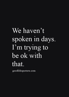 So . I'm okay . I'm going to be okay  . I just want my friend back. We are better as FRIENDS.  I realize that now.
