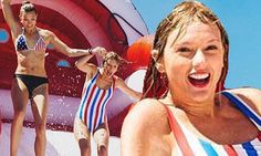 Karlie  Kloss and Taylor Swift ,Taylors 4th of July party