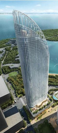 China Resources Headquarters Second Tower - KF - Shenzhen, China