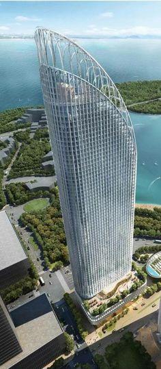 China Resources Headquarters Second Tower - KF - Shenzhen, China