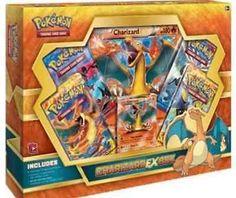Charizard EX Premium Collection Pokemon Trading Card Set TCG Box