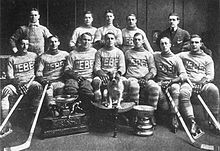 Quebec Bulldogs - Stanley Cup Champions - O Brien Trophy - 1913 Joe Malone, Nhl, Le Petit Champlain, I Am Canadian, Jack And Mark, Stanley Cup Champions, First Nations, Native American Indians, A Team