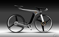 Industrial Design Concept   for Porsche