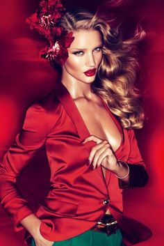 The Classic Red Nail Polish: Vogue Charts The History Of The Hue   British Vogue