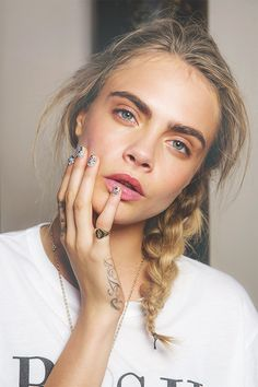 #Hair #Makeup #Cara