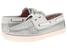 Sperry Top-Sider Biscayne Silver/Sparkle - 6pm.com