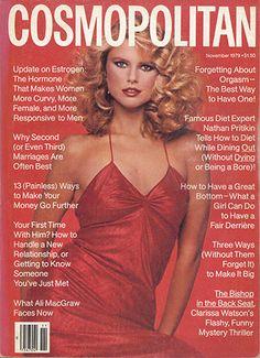 1984 COSMOPOLITAN MAGAZINE   Cosmopolitan , November 1979: Inside also includes supermodels Rosie ...
