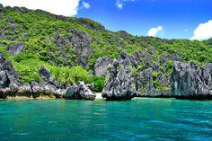 Mother Nature was getting crazy here... El Nido, Palawan, Philippines 2013 © Sabrina Iovino | JustOneWayTicket.com