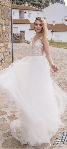 242 best Beach Wedding Dresses images on Pinterest in 2018 ...
