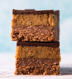 Quick and Easy Peanut Butter Slice