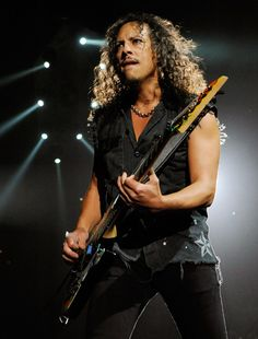 Kirk Hammett Photos: Metallica Performs At Mandalay Bay In Las Vegas