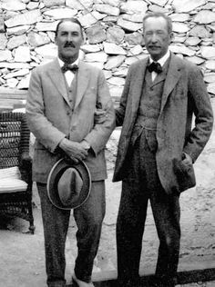 "Howard Carter & Lord Carnarvon-The tomb of Tutankhamen was discovered by and Englishman named Howard Carter. This tomb is the most intact tomb ever found in the Valley of the Kings. Finding this tomb started the legendary ""mummy's curse"" which spoke of death to whoever disturbs the tomb of this 19 year old Pharaoh."