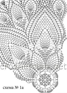 Breathtaking Crochet So You Can Comprehend Patterns Ideas. Stupefying Crochet So You Can Comprehend Patterns Ideas. Filet Crochet, Crochet Doily Diagram, Crochet Doily Patterns, Crochet Motif, Crochet Designs, Mode Crochet, Crochet Art, Thread Crochet, Crochet Stitches
