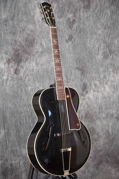 1933 Gibson L 10 Script Logo Archtop Guitar GRLC855