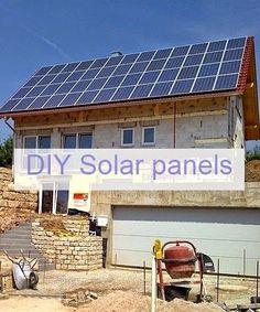 Homemade Solar Panels - Solar power is usually abundant, and with a bit of thought and effort, you can use your own home-made solar panels to slowly begin harnessing the suns energy to both save a bit of cash and bring yourself off of the grid.