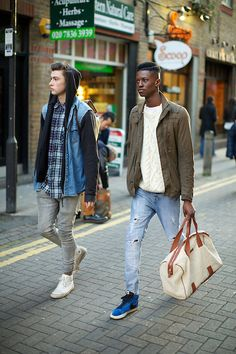 men's street style 2013