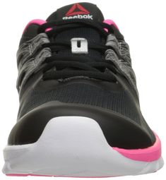 promo code 7b08c 19a27 Reebok Womens Sublite XT Cushion MT Running Shoe Black Silver Solar Pink White  11 M US -- For more information, visit image link.