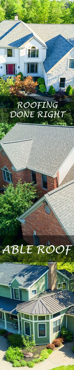 Check Out Our Roofing Gallery For All Of Your Options Newroof Ableroof