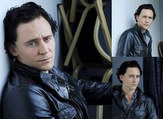 Black haired Hiddles